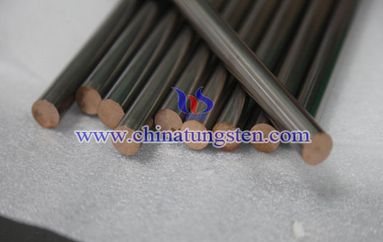 tungsten carbide polished rod