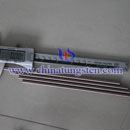 copper tungsten rod